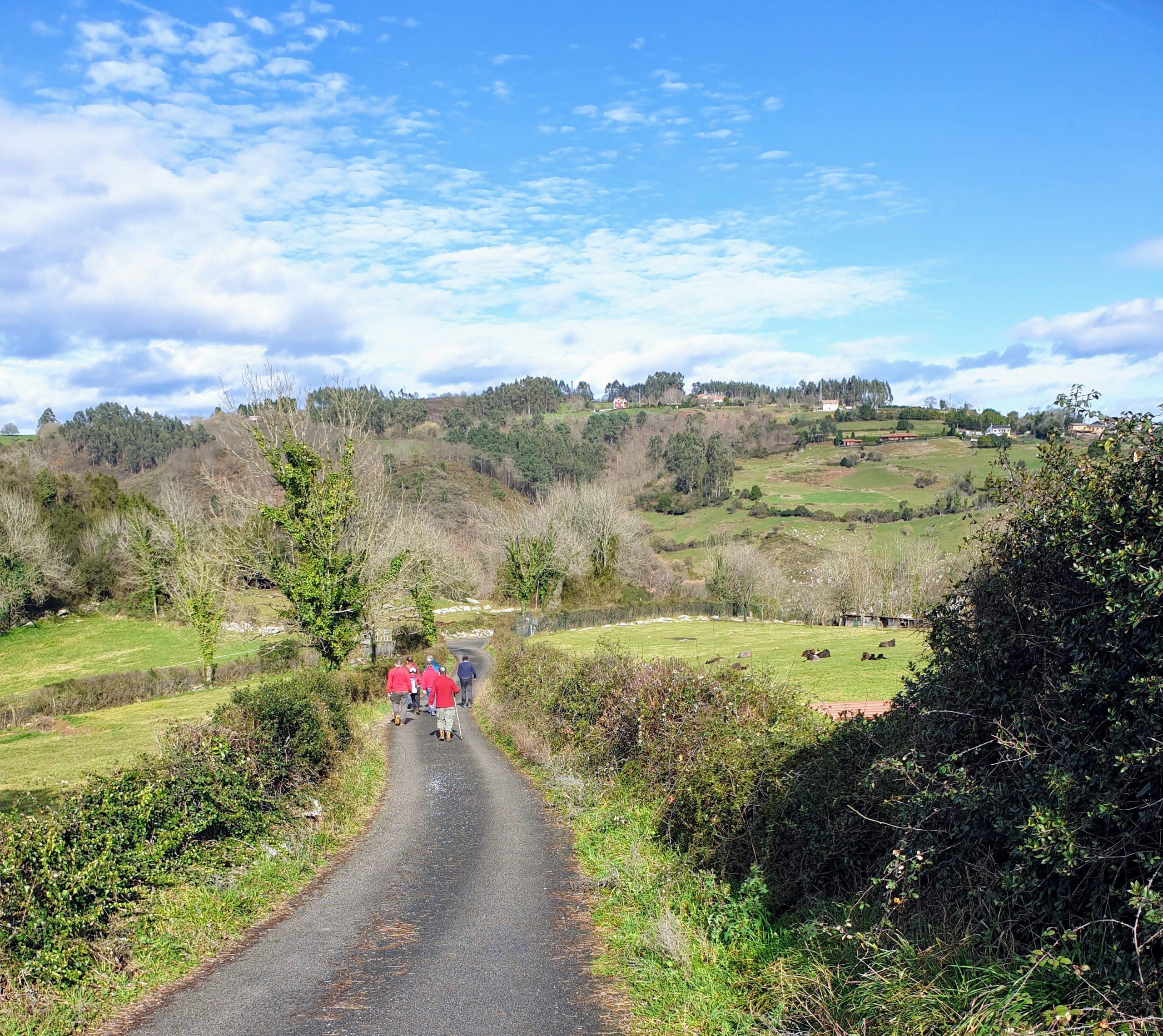 Por los alrededores del Fortín de la Planadera en febrero de 2020